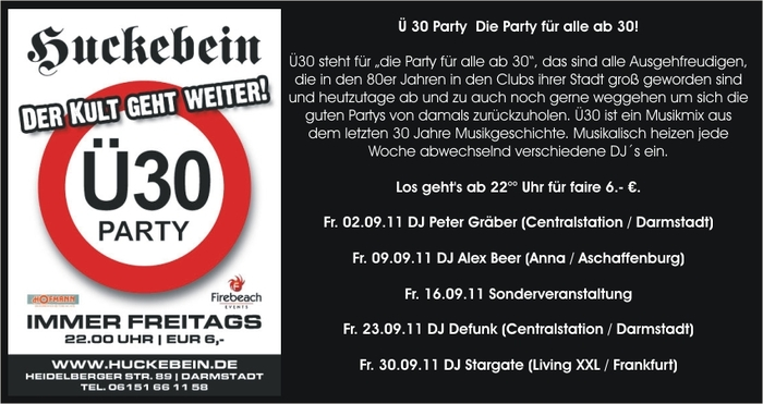 Single party offenbach